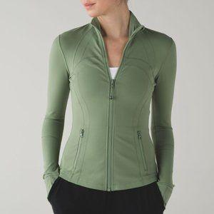 Lululemon Define Jacket in Olive Green 8